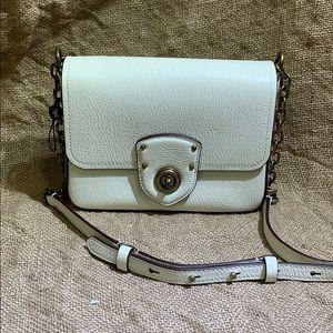White Ralph Lauren shoulder bag brand new